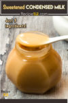 sweetened condensed milk pin it image