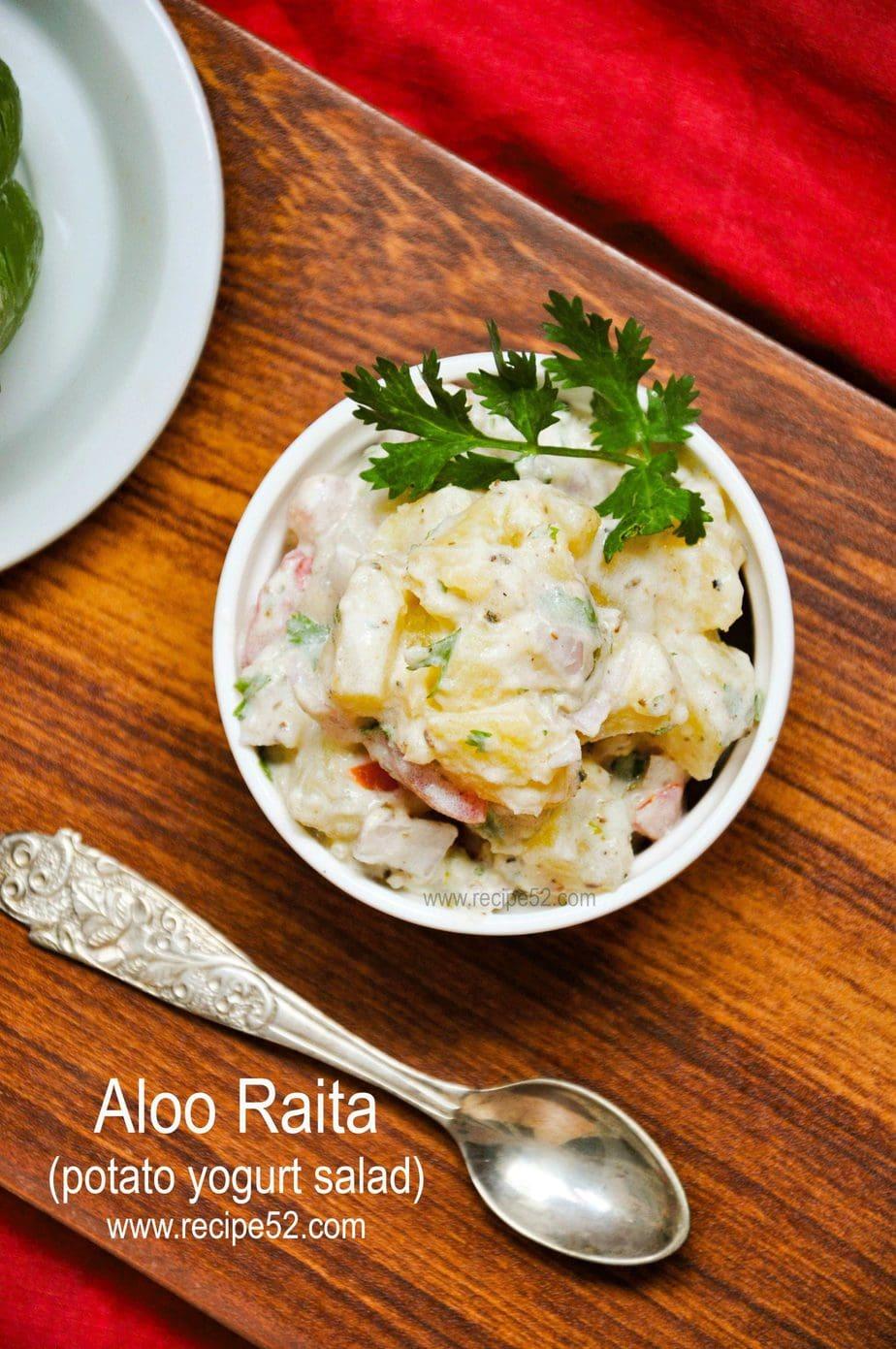 potato yogurt salad