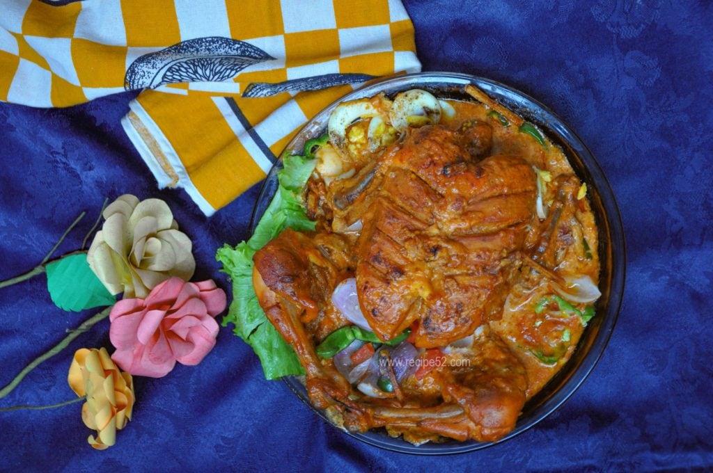 tikka chicken gravy recipe