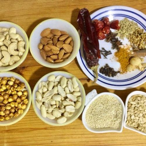 Bohra Kaari masala recipe