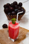 plum drink recipe