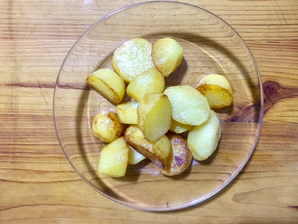 Fried Potatoes.