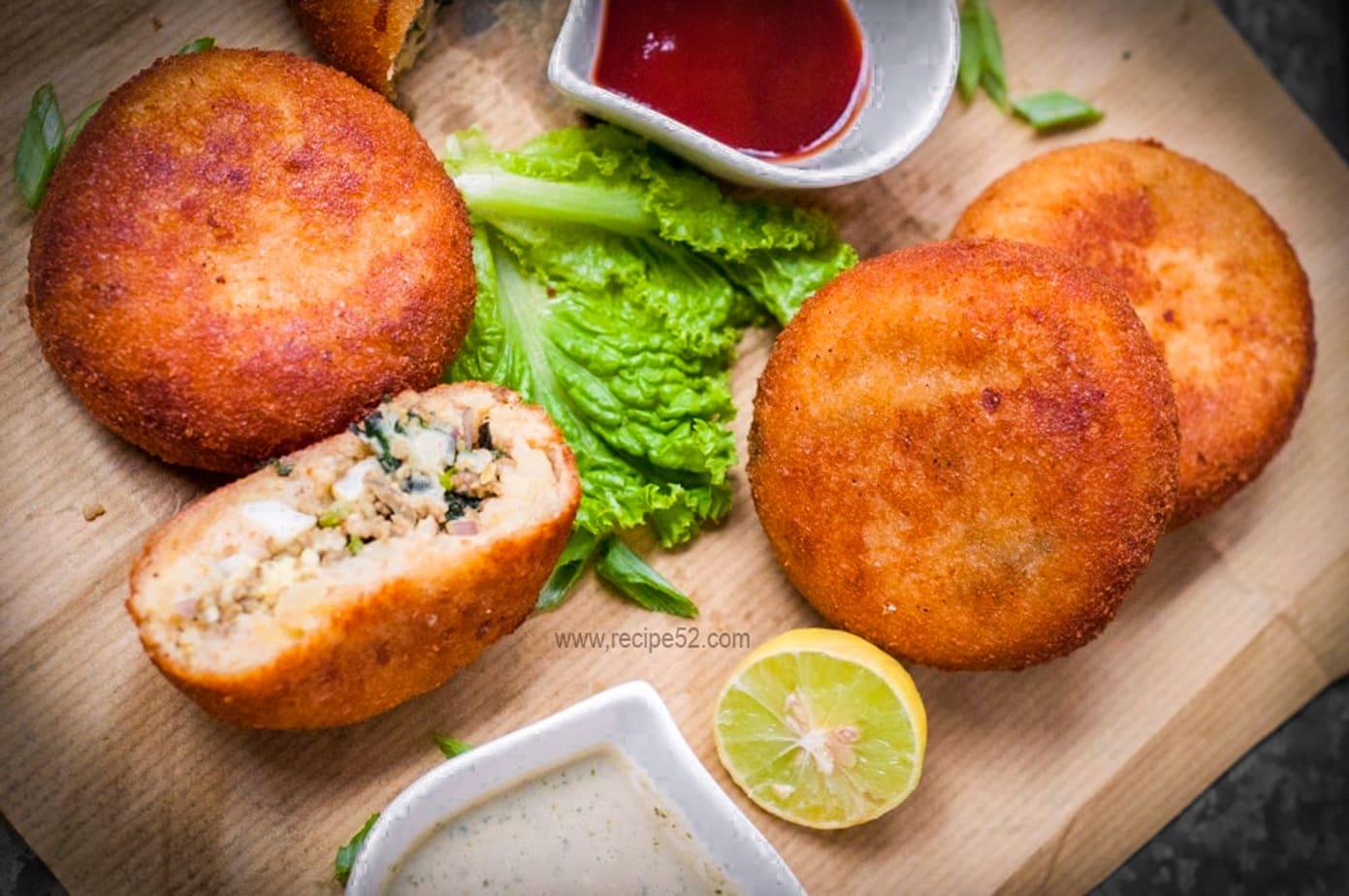 Mutton patties recipe
