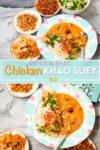 Chicken Khao suey pin it image