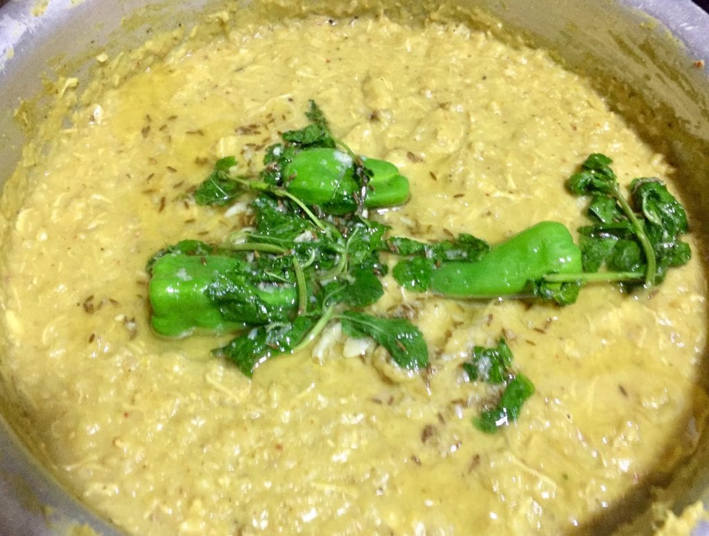 haleem is ready to serve