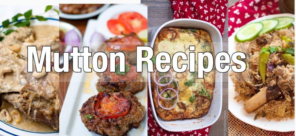 mutton recipes, Eid adha recipe collection Bakra recipes.