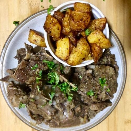 kali mirch gosht recipe