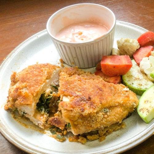 breaded chicken breast recipe