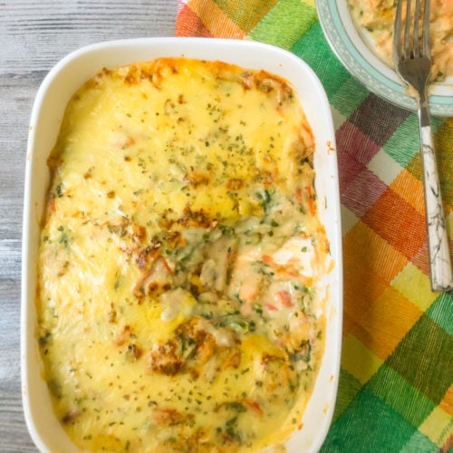 Chicken Bread Pot Pie Recipe