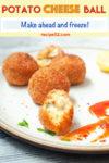 potato cheese balls pin it image
