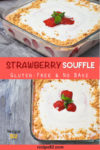 gluten free strawberry dessert pin it image