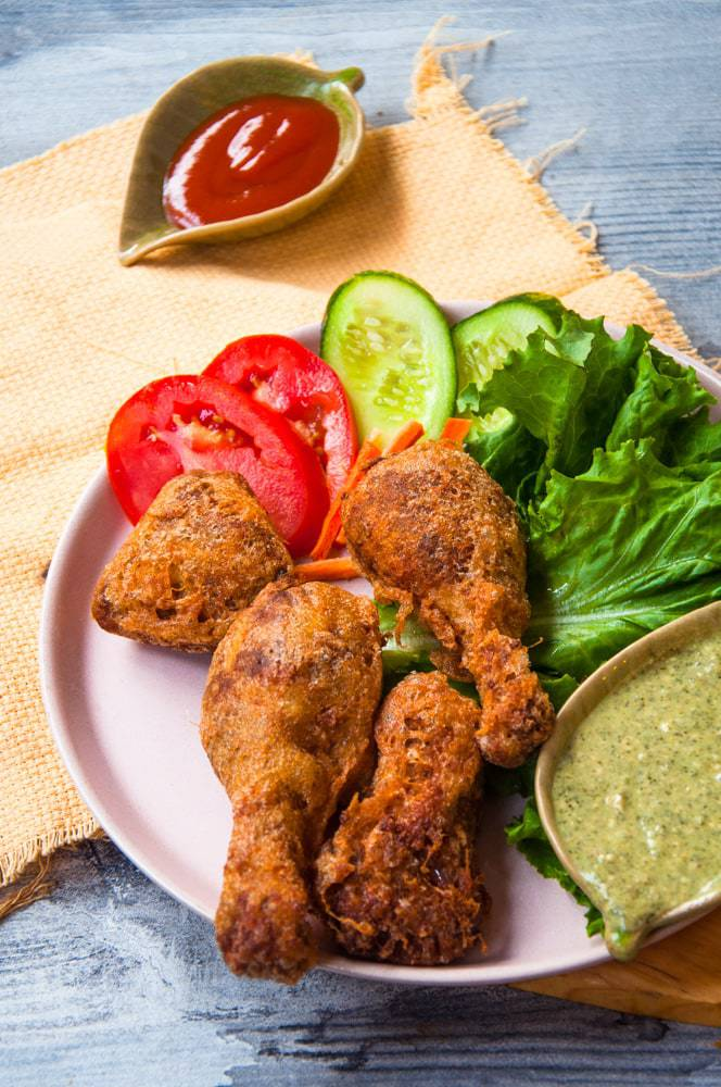 Bohra Fried Chicken