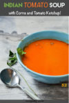 Tomato soup Pin it image